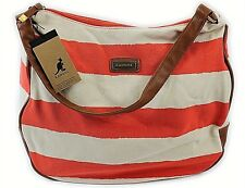 ee49038b88 Womens Kangol Shoulder Messenger Beach Cross Body DESIGNER Tote Bag Handbag