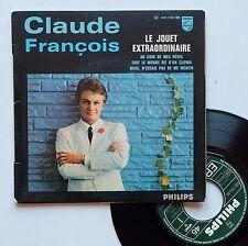 """Vinyle 45T Claude François  """"Le jouet extraordinaire"""""""