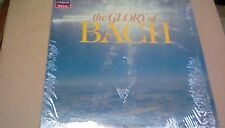 THE GLORY OF BACH LONDON VIVA USED LP 028941400918 VG++ ADRIAN BOULT