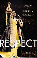 Respect: The Life of Aretha Franklin, Ritz, David, New condition, Book