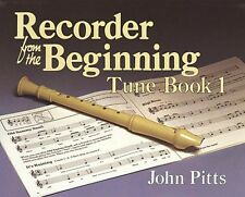 Recorder from the Beginning Book 1 Tune Book New 014027205