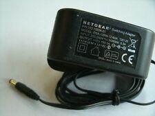 Genuine NETGEAR POWER SUPPLY DSA-12RN-12 332-10036-01 12 V 1 A UK Plug