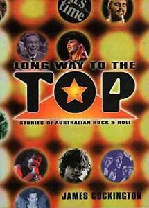 Long Way To The Top Stories from Australian Rock and Roll.  9780733307508