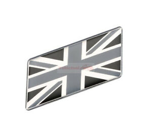 2x England Britain United Kingdom UK Flag Expoy Resin Emblem Badge Sticker Decal