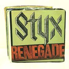 "Classic Rock Lot 7"" 25 45 rpm Vinyl Record Jukebox Single Styx ELO David Bowie"