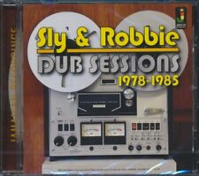 SEALED NEW CD Sly & Robbie - Dub Sessions 1978-1985