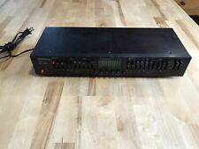 AudioSource Model EQ Eleven 10-band Graphic Equalizer and Spectrum Analyzer