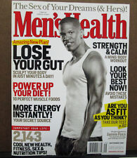Men's Health Magazine 2007 September Issue Jamie Foxx and Andy Samberg DualCover