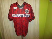 """Eintracht Frankfurt Original Puma Heim Trikot 1995/96 """"Tetra Pak"""" Gr.S- M"""
