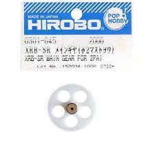 Ersatzteil Hauptzahnrad Hauptgetriebe unten XRB SR Hubschrauber 2PAI Hirobo 0301