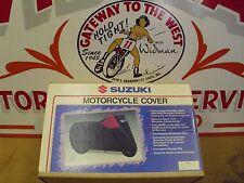 SUZUKI, MOTORCYCLE COVER, INTRUDER LC (VL 1500), P/N #99950-65316.#