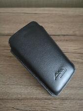 ASSEM Blackberry echt leder Handy Tasche Ledertasche Hülle Etui case cover