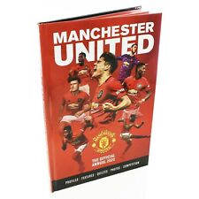 The Official Manchester United Annual 2020 Non Fiction Book Hardcover