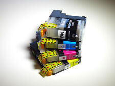 12 X compatible ink LC133 LC131 for brother MFC J470DW J475DW J870DW J650DW 133