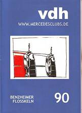 Mercedes OM 616/240 D 3.0 strich acht/Automatik-Getriebe/EFH Zahnseg/vdh/Nr. 90