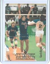 1996 UPPER DECK OLYMPIC CHAMPIONS KARCH KIRALY VOLLEYBALL CARD #53 ~ MULTIPLES