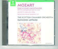 (HJ620) Mozart, Eine Kleine Nachtmusik - Raymond Leppard - 1984 CD