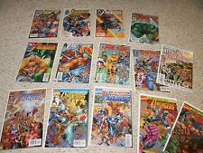 Avengers Volume 2 - Heroes Reborn NM/MINT 1-13 great condition Marvel