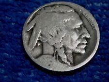 Scarce Buffalo Nickel 1925-D Bon Plus