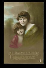 Raphael Tuck & Sons Hand Coloured/ Painted Collectable Postcards