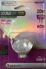 Utilitech 20-Watt 12V Double-Life FTD G4 Halogen Landscape Bulb - 4,000 Hours