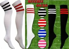 Sport Machine Washable Striped Socks for Women
