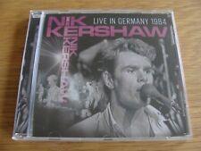 CD Album: Nik Kershaw : Live In Germany 1984 : Sealed