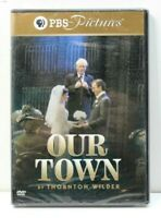PBS Pictures Our Town by Thornton Wilder DVD NEW