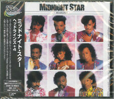MIDNIGHT STAR - HEADLINES 2019 JAPANESE REMASTERED & EXPANDED CD 1986 ALBUM !