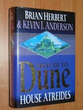 Prelude To Dune 1. House Atreides Herbert, Brian 1999 First Edition Very Good