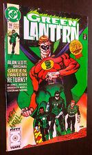 GREEN LANTERN #29 (DC 1991) -- SIGNED by Martin Nodell -- VF Or Better