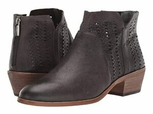 Vince Camuto Patellen Ankle Boot (Black,Starlight Grey,Tuscan Taupe)