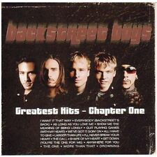 Greatest Hits: Chapter One - Backstreet Boys (CD Used Like New)