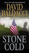 Stone Cold (Camel Club Series) by David Baldacci