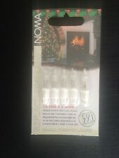 NOMA W1 5 FUSE BULBS NOW DISCONTINUED .GENUINE NOMA   NEW