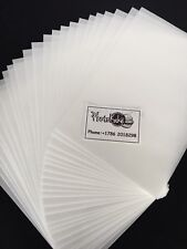 5 x packs Wafer Paper sheets, A4 size, ADD