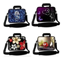 "17"" Laptop Shoulder Bag Case Sleeve+Handle For 16"" 17"" 17.3"" HP Dell Laptop PC"