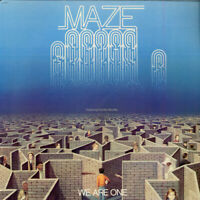 Maze Featuring Frankie Beverly - We Are One (Vinyl LP - 1983 - US - Original)