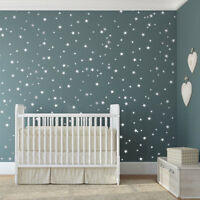 110PCS Home Room Star Wall Stickers Vinyl Art Decal for Baby Nursery Kids Decor