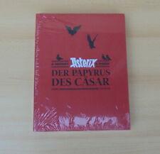 ASTERIX 36: DER PAPYRUS DES CÄSAR VZA lim.499 Ex LUXUS-ARTBOOK + signed Artprint