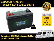 100Ah Deep Cycle Domestic Boat Battery 12V DC31 - Next Day Delivery
