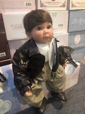 Lee Middleton doll Ace Pilot by Reva Schick