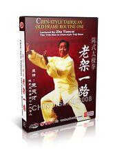 Chen Styl 00004000 e Taijiquan Chen Style Tai Chi Old Frame I by Zhu Tiancai 4Dvds