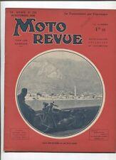 Moto Revue N°716  ; 28  novembre 1936 : la moto à l'armée / transmission