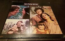 SUNSHINE VINYL RECORD LP - TV SOUNDTRACK - JOHN DENVER - MCA-387 - 1973