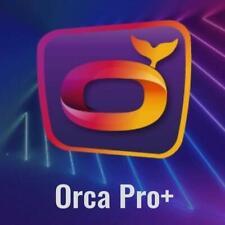 LE MEILLEUR ORCA PRO+ PLUS 1 AN / envoi en 5mn / serveurs super stables garantis