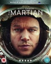 The Martian [2015]   3D Blu-Ray       Brand new and sealed