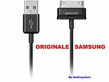 CAVO USB ORIGINALE SAMSUNG DATI GALAXY NOTE GT N8000 N8010 P3100 CAVETTO CARICA