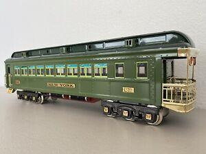 Lionel Classics 6-13406 :: New York Observation Car (#1416) Standard Gauge
