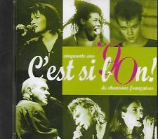 CD album: Compilation: C' Est Si Bon ! '90. Vol.1. Polygram. U